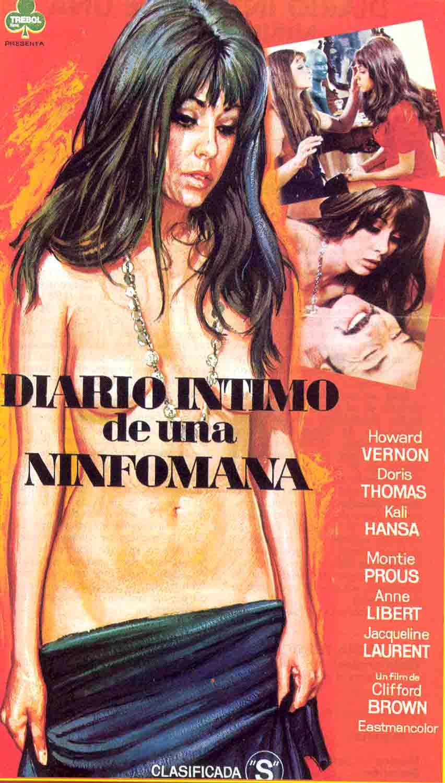 Pelicula porno completa ninfomana Diario Intimo De Una Ninfomana Proyecto Naschy
