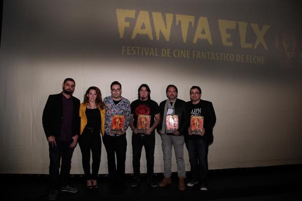 Los ganadores de la edición de 2015 (Foto: Fanta Elx)