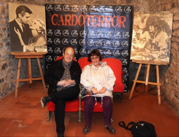 ¡Si esas butacas hablaran! Exposición 'Els cinémes de Cardedeu' (Foto: David Jordan)