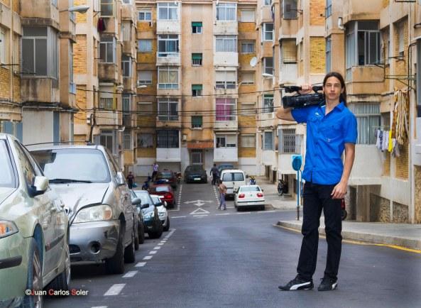 """Alicante 05/06/2013 Carlos Salada, director de la película """"Criando Ratas"""" Foto Juan Carlos Soler archdc"""