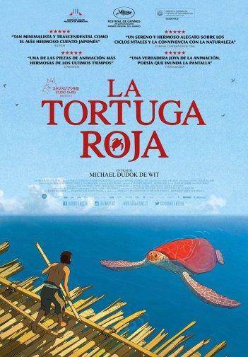 tortuga-roja-poster