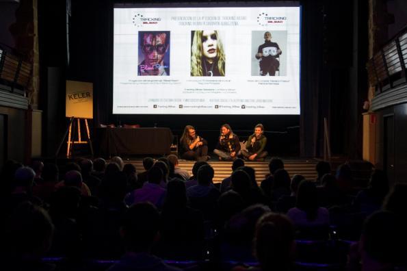 Imagen perteneciente a la presentación de la cuarta edición en Bilbao (Foto: Morera)