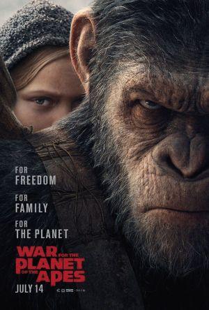 La guerra del planeta de los simios, buen broche final