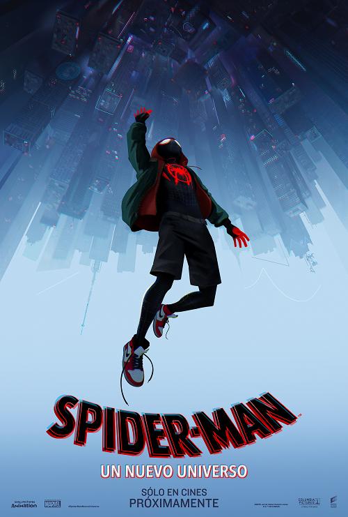 Trailer Y Póster De Spider Man Un Nuevo Universo Proyecto Naschy